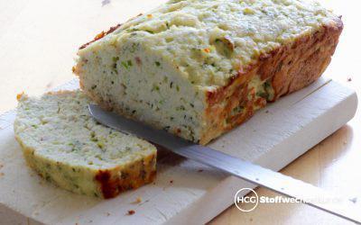 Pão de peixe – Fischbrot aus Brasilien