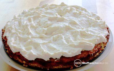 Lockerer Low Carb Carrot Cake (Karottenkuchen) – frisch und saftig
