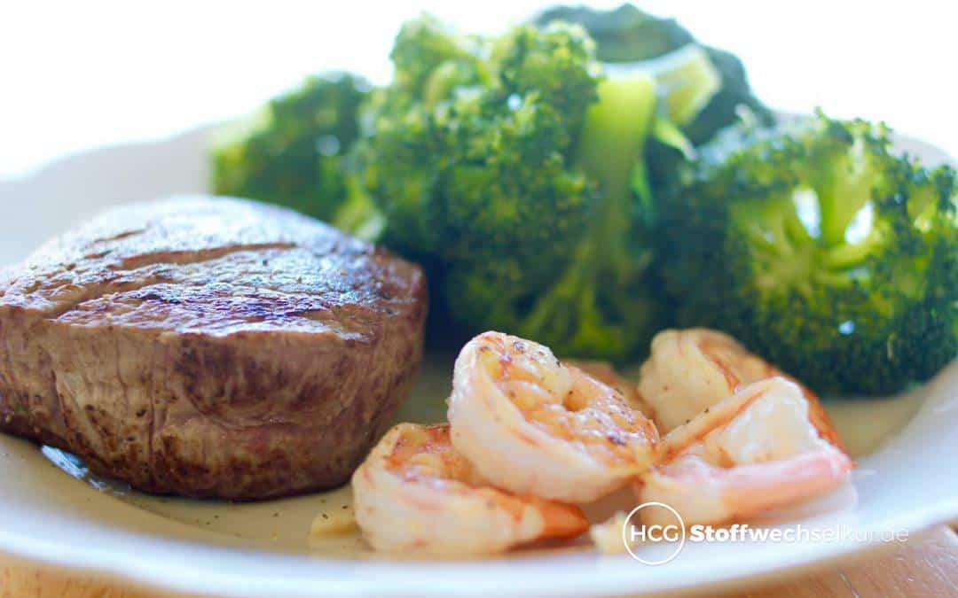 Surf & Turf mit frischem Brokkoli – lecker trifft lecker