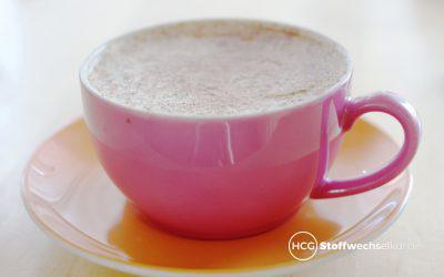 Cappuccino mit Zimt – Muntermacher am Morgen