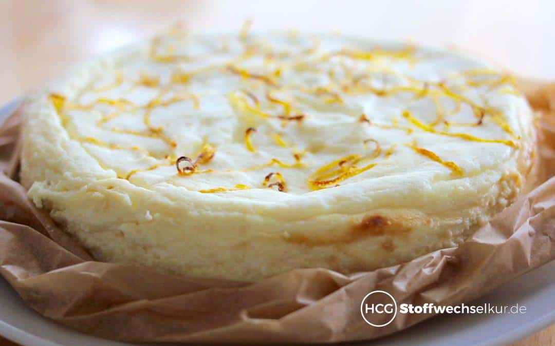 Universeller Quark-Kuchen – der Retter bei Süßhunger