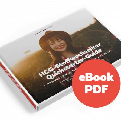 HCG-Stoffwechselkur als eBook (PDF)